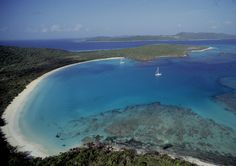 Culebra, the tiny island off the east coast of mainland Puerto Rico, is one of the island's most treasured destinations...