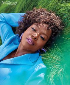 Viola Davis Covers The Hollywood Reporter 'Women in Entertainment' Special Issue. Viola Davis, Annalise Keating, Vintage Black Glamour, The Hollywood Reporter, Black Is Beautiful, Simply Beautiful, Beautiful People, Beautiful Women, Black Models