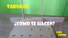 ¿Sabias COMO SE HACEN LOS TARUGOS? Aqui  TIENES UNAS OPCIONES - Luis Lovon