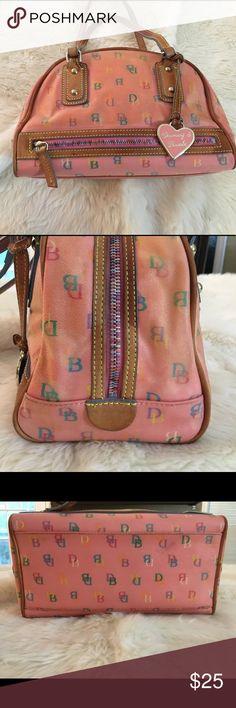 PINK Dooney and Bourke 👛 Authentic Pink Dooney and Bourke 👛 Dooney & Bourke Bags Mini Bags