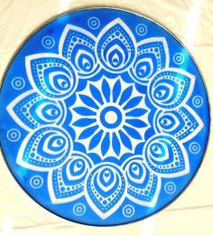 "Stencil, Jumbo Stencil, Reusable Rangoli Stencils, Craft stencil, craft supplies - DIY Diwali Rangoli kit with 18"" stencils by JustForElegance on Etsy"
