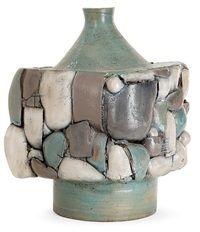 Jean Derval (French, 1925 - 2010), Grand vase sculpture Compression, 1999