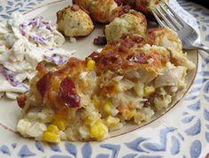 Chicken Tater Tot Hotdish Recipe