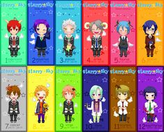 Starry Sky ~~ I'm only interested in the bishounen. Someone else can have the generic girl character.