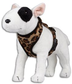 T-Harness Leopard Brown  -  De Chihuahua Shop.nl --- 17.49€
