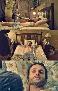 """The Walking Dead 1x01 """"Days Gone By"""" .... Seems like such a long time ago"""