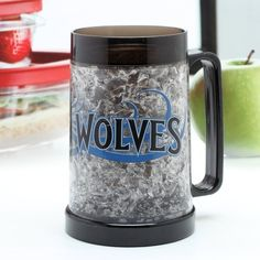 Minnesota Timberwolves Freezer Mugs