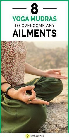 Yoga Mudras To Overcome Any Ailments! There are many different yoga mudras and each of them have a different benefit. See the explanation to each.Different Different may refer to: Yoga Nidra Meditation, Yoga Mantras, Zen Yoga, Meditation Practices, Shiva Meditation, Simple Meditation, Yoga Flow, Bikram Yoga, Ashtanga Yoga