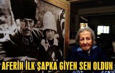 O fotoğraftaki kız Atatürk anılarını anlattı
