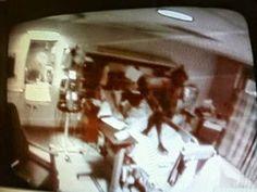 Surveillance Cameras Capture: CREATURE (ALIEN) in Hospital?