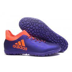 best sneakers 3aeb9 ef2b4 Adidas X 16.3 TF Botas de Fútbol Rojo Púrpura. Crampon Adidas ...