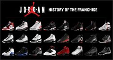 Jordan Franchise history @Beau Chester and @Travis Chester, you'll dig the link this pin takes you too.