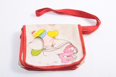 Care Bears Vintage Hand Bag  Carry Purse  Childs or Small