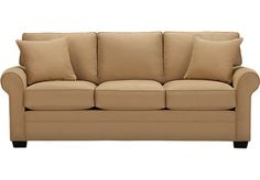 picture of Cindy Crawford Home Bellingham Peat Sofa  from Sofas Furniture