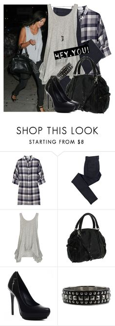 """""""Style icon: Jessica Szohr"""" by fashionqueengirl ❤ liked on Polyvore featuring Rebecca Minkoff, Paul & Joe, C.R.A.F.T., Preen, Botkier, Rock & Republic, Forever 21, Roberto Cavalli and jessica szohr"""