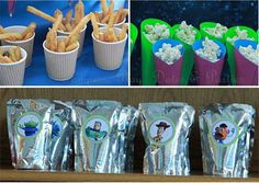 Toy Story Food