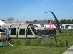 Tent Outwell Concorde L