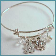 A personal favorite from my Etsy shop https://www.etsy.com/listing/206646138/antique-silver-bracelet-inspired-by-alex