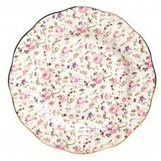 Zeige Details für Dessertteller Kuchenteller Rose Confetti 20 cm von Royal Albert