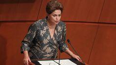 """Eu não vou cair, não cair, não espere que eu fico nervoso, não me assusta"", disse Rousseff  Notícias > América Latina:   Dilma Rousseff confirmou que culminará seu mandato presidencial  Este contenido ha sido publicado originalmente por teleSUR bajo la siguiente dirección:  http://www.telesurtv.net/news/Dilma-Rousseff-ratifico-que-culminara-su-mandato-presidencial-20150711-0047.html. Si piensa hacer uso del mismo, por favor, cite la fuente y coloque un enlace hacia la nota original de donde…"