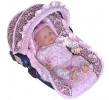 Baby Madison Seat Cover- Nollie Covers