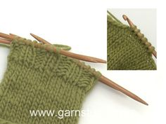 In this DROPS video we show how to pick up stitches with a crochet hook, as this give a neat and nice transition. We use the yarn DROPS Eskimo in the video. Drops Design, Knitting Patterns Free, Free Knitting, Baby Knitting, Crochet Tutorial, Crochet Diagram, Laine Drops, Crochet Hooks, Knit Crochet