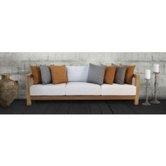Ibiza Teak Outdoor Furniture Collection