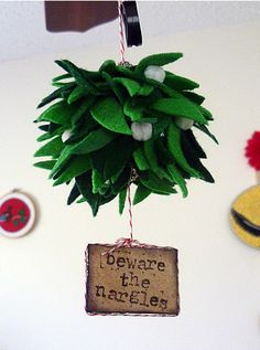 Ornaments for a Harry Potter Holiday! - OCCASIONS AND HOLIDAYS - I've been doing a lot of Harry Potter crafting this year. Not intentionally, but with the unusual levels of stress I've been dealing with, I Jesse Tree Ornaments, Christmas Ornaments, Craft Tutorials, Craft Projects, Craft Patterns, Christmas Holidays, Harry Potter, Holiday Decor, Crafts