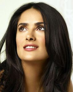 Salma Hayek - i love her!  and not just because of her role as Frida :)