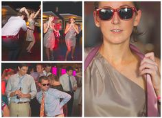 fun glasses for your guests to party in at the reception