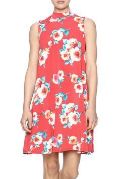 42$  Watch now - http://visjx.justgood.pw/vig/item.php?t=7a09bnp52792 - Red Floral Dress 42$