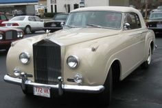 Drophead Coupé by H.J. Mulliner (chassis LSGE492, design 7410)
