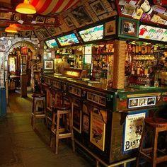 Eugene's Bar - Ennistymon Co. Clare, Ireland