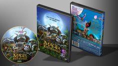 Magia Estranha - Capa | VITRINE - Galeria De Capas - Designer Covers Custom | Capas & Labels Customizados