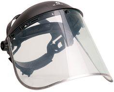 Portwest PW96CLR Masque de protection de visage Plus Transparent: Price:22.67 Matériaux: Polycarbonate, Aluminium Certifié CE Protection…