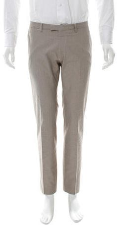 Dries Van Noten Five-Pocket Pinstripe Pants Pinstripe Pants, Mens Dress Pants, Van, Sweatpants, Pocket, Stylish, Tops, Fashion, Moda