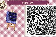 Star Brick Path W/ Blue Tile Boarder Tile#3