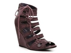 2 Lips Too Vavoom Wedge Sandal from dsw...just got these in the nude color...AWESOME & COMFY!!!