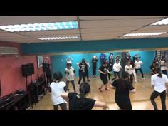 150419 EXO Overdose MTV Dance Cover Class (My Cam View)
