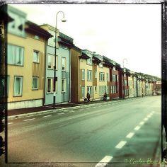 Departamentos sector Helsfyr #Oslo