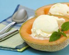 Glace au melon : Savoureuse et équilibrée | Fourchette & Bikini