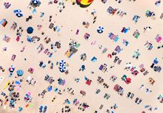 Gray Malin captures spectacular views of beaches from a great height