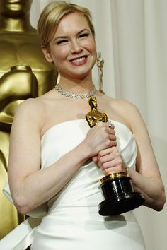Pin for Later: 23 Talented Women Who Swept Award Season Renée Zellweger  Year: 2004 Film: Cold Mountain Award: Best supporting actress