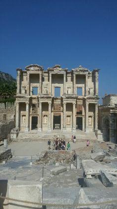 Efeso. Biblioteca di Celso