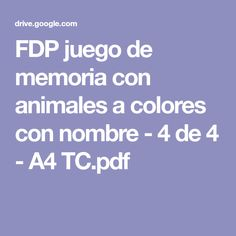 FDP juego de memoria con animales a colores con nombre - 4 de 4 - A4 TC.pdf