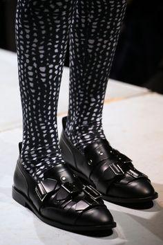shoes @ Comme des Garçons Fall 2014