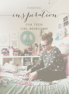 Salt Lake City teen photographer Carrie Owens finds inspiration for redesigning teen girl bedrooms