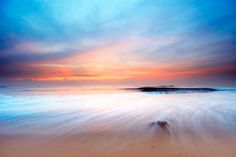 High quality Calm Beach Mural, custom made to suit your wall size by the UK's No.1 for wall murals. Custom design service and express delivery available.