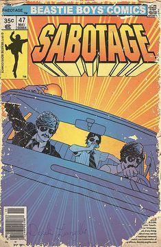 Beastie Boys, Bruce Timm, Frank Miller, Stan Lee, Canvas Wall Art, Wall Art Prints, Poster Prints, Vintage Comics, Vintage Posters