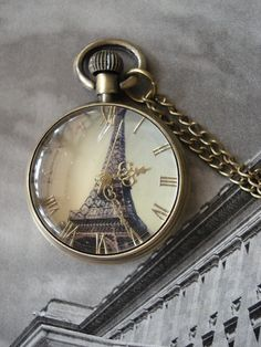 *The pocket watch Diameter: thickness: *Necklace chain measuring 28 roughly. Classic pocket watch with quartz. Watch Necklace, Pendant Necklace, Clock Necklace, Necklace Chain, Necklaces, Old Pocket Watches, Antique Clocks, Holiday Sales, I Love Jewelry